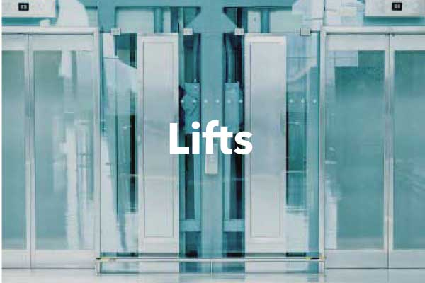 Lifts - At Wincotech Lifts Nigeria Limited