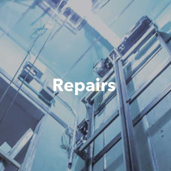 Lifts Repairs Services at Wincotech Lifts Nigeria Limited